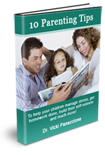 parenting tips ebook