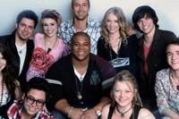 American Idol Top Ten 2010